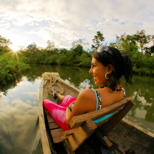 Rio Tundo Canoe Tour