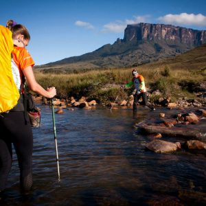 Roraima River Hike