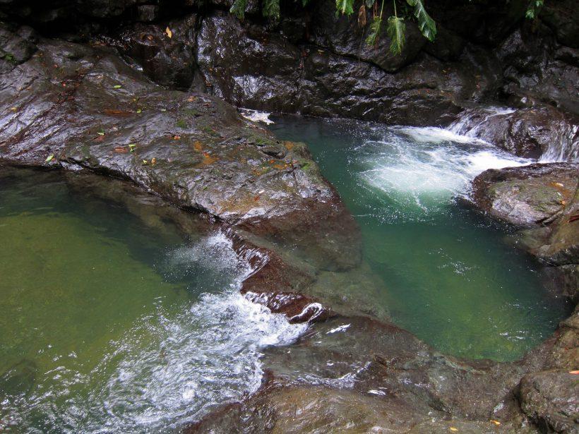 Cascadas de Chado